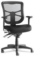 Alera Elusion Multi-Function Task Chair w/ Mesh Back