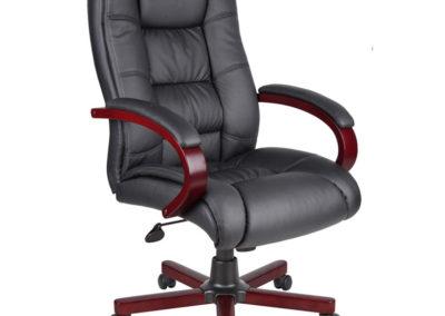 Boss B8991 Black Executive Chair