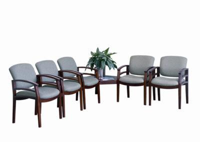 OCI Entourage 400 Lobby Chairs