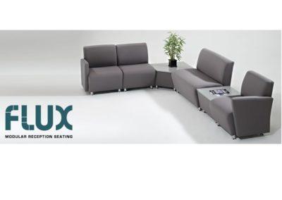 OCI Flux Modular Reception Seating