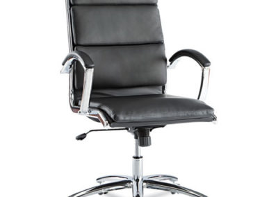 Alera Neratoli ALE-NR4219 Black Conference Chair