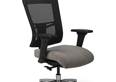 Office Master Affirm Task Chair in Gray