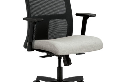 HON Ignition Black and Gray Task Chair