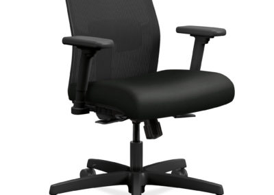 HON Ignition Black Task Chair