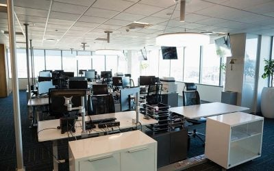 Proper Office Furniture: How It Affects The Workplace