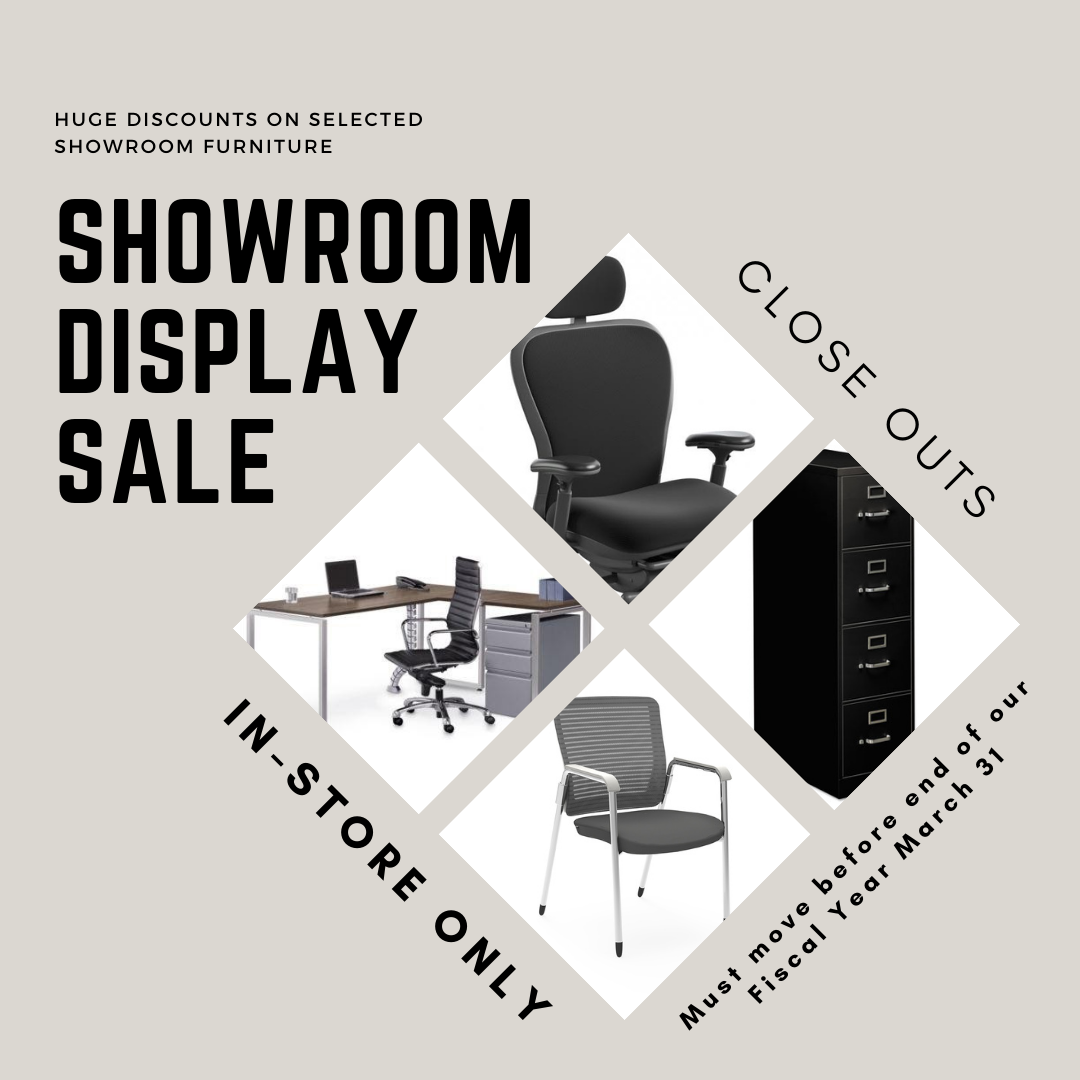 Showroom Display Sale